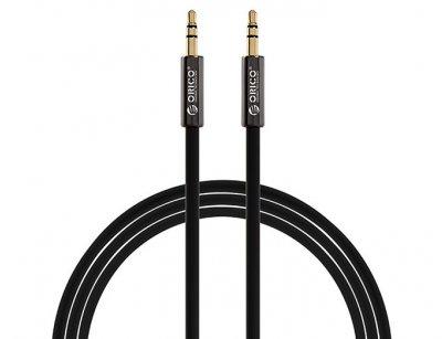 کابل انتقال صدا اوریکو Orico 3.5mm Male to Male AUX Cable XMC-10 1m
