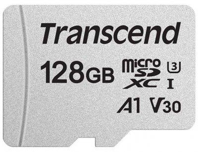 رم میکرو اس دی 128 گیگابایت ترنسند Transcend 128GB microSDXC 300S Class 10 V30