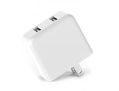 آداپتور شارژ سریع ۲ پورت zmi شیائومی | Xiaomi ZMI HA622 Dual USB Quick Charger Kit