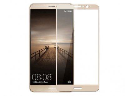 محافظ صفحه نمایش شیشه ای تمام چسب هواوی Full Glass TT Screen Protector Huawei Mate 9