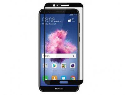 محافظ صفحه نمایش شیشه ای تمام چسب هواوی Full Glass TT Screen Protector Huawei P Smart/ Enjoy 7S