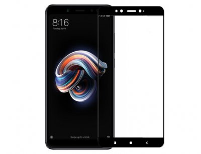 محافظ صفحه نمایش شیشه ای تمام چسب شیائومی Full Glass TT Screen Protector Xiaomi Mi 6X/Mi A2