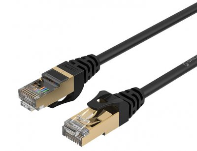 کابل شبکه اوریکو Orico CAT7 LAN Cable PUG-C7 5m