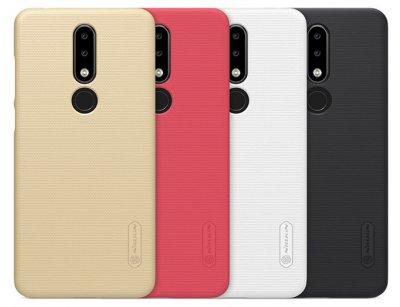 قاب محافظ نیلکین نوکیا Nillkin Super Frosted Shield Case Nokia 5.1 Plus/X5