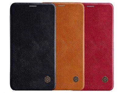 کیف چرمی نیلکین سامسونگ Nillkin Qin Leather Case Samsung Galaxy J4