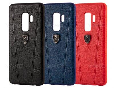قاب محافظ چرمی سامسونگ Puloka Case Samsung Galaxy S9 Plus