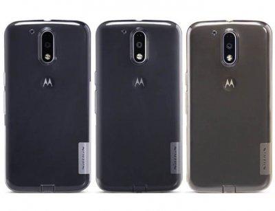 محافظ ژله ای نیلکین موتورولا Nillkin TPU Case Motorola Moto G4 Plus