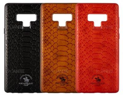 قاب محافظ چرمی پولو سامسونگ Polo Knight Case Samsung Galaxy Note 9