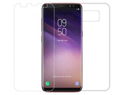 محافظ صفحه نانو ضدضربه پشت و رو سامسونگ ITOP Kakorkin Nano Film Samsung Galaxy S8 Plus