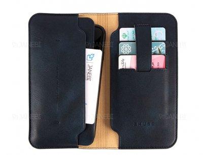 کیف چرمی نگهدارنده گوشی Zhuse X Series Leather Bag Small