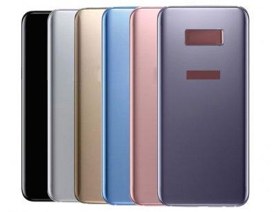 محافظ شیشه ای پشت سامسونگ RG Back Glass Samsung Galaxy S8