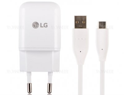 شارژر سریع ال جی LG Fast Charge USB Type-C Wall Charger