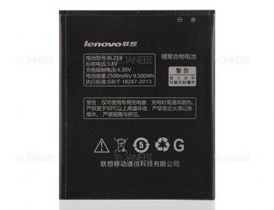 باتری اصلی Lenovo BL219 Battery