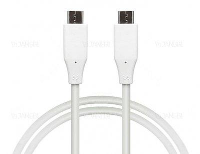 کابل اصلی شارژ و انتقال داده تایپ سی  LG Cable Type C to Type C 1m