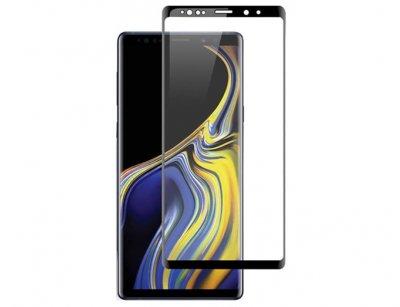 محافظ صفحه نمایش شیشه ای تمام چسب سامسونگ TT Full Glass Screen Protector Samsung Galaxy Note 9