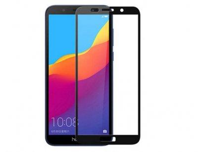 محافظ صفحه نمایش شیشه ای تمام چسب هواوی Full Glass TT Screen Protector Huawei Honor 7S
