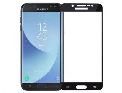 محافظ صفحه نمایش شیشه ای تمام چسب سامسونگ Full Glass Screen Protector Samsung Galaxy J5 Pro