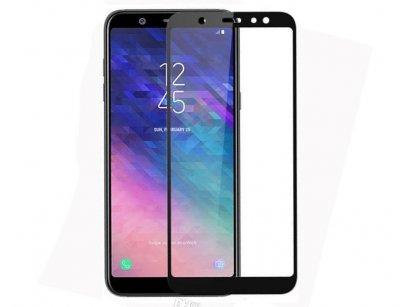 محافظ صفحه نمایش شیشه ای تمام چسب سامسونگ Full Glass TT Screen Protector Samsung Galaxy A6 2018