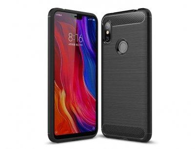 محافظ ژله ای شیائومی Carbon Fibre Case Xiaomi Redmi Note 6 Pro