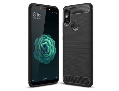 محافظ ژله ای شیائومی Carbon Fibre Case Xiaomi Mi A2/ Mi 6X
