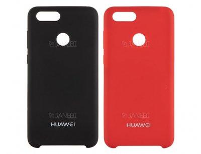 قاب محافظ سیلیکونی هواوی Silicone Cover Huawei Y6 2018