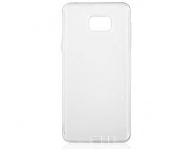 محافظ شیشه ای - ژله ای سامسونگ Samsung Galaxy Note 5 Transparent Cover