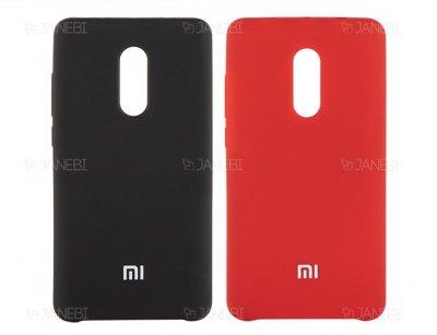قاب محافظ سیلیکونی شیائومی Silicone Cover Xiaomi Redmi Note 4/4X