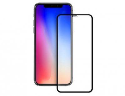 محافظ صفحه نمایش شیشه ای تمام چسب آیفون Mocoson Full Glue Glass Apple iphone XS Max