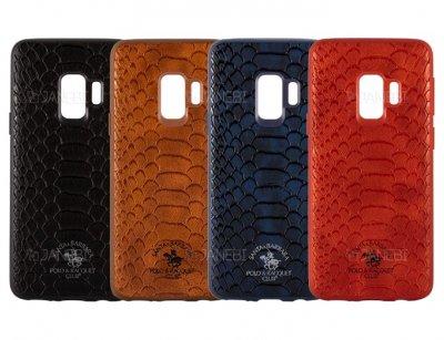 قاب محافظ چرمی پولو سامسونگ Polo Knight Case Samsung Galaxy S9