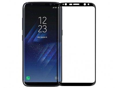 محافظ صفحه نمایش شیشه ای تمام چسب سامسونگ Mocoson Full Glue Glass Samsung Galaxy S8