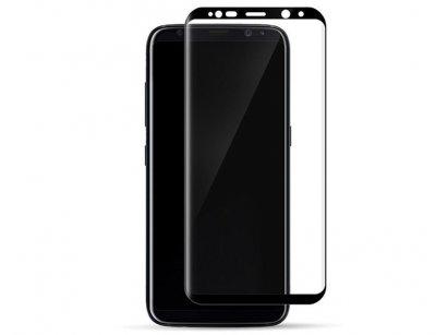 محافظ صفحه نمایش شیشه ای تمام چسب سامسونگ Mocoson Full Glue Glass Samsung Galaxy S9 Plus