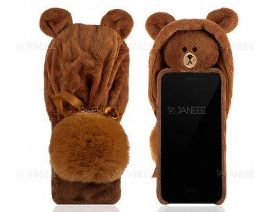 قاب عروسکی آیفون Bear Case Apple iPhone 7/8/6/6S