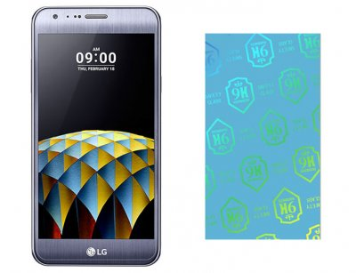 محافظ صفحه نمایش نانو ال جی Bestsuit Flexible Nano Glass LG X cam