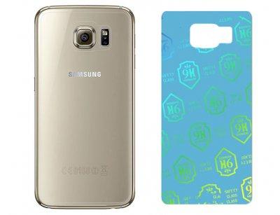 محافظ صفحه نمایش نانو پشت سامسونگ Bestsuit Flexible Nano Back Glass Samsung Galaxy S6 Edge