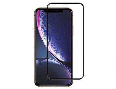 محافظ صفحه نمایش شیشه ای موکول آیفون Mocoll Full Cover Tempered Glass iPhone XR