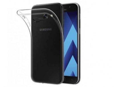 محافظ ژله ای 5 گرمی سامسونگ Samsung Galaxy A7 2017 Jelly Cover 5gr