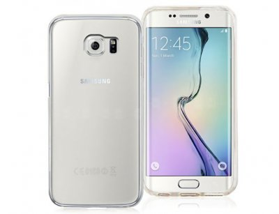 محافظ ژله ای 5 گرمی سامسونگ Samsung Galaxy S6 Jelly Cover 5gr
