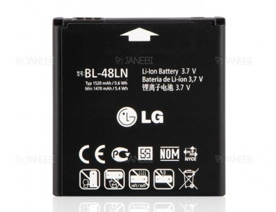 باتری اصلی LG Optimus 3D Max P720 Battery BL 48LN