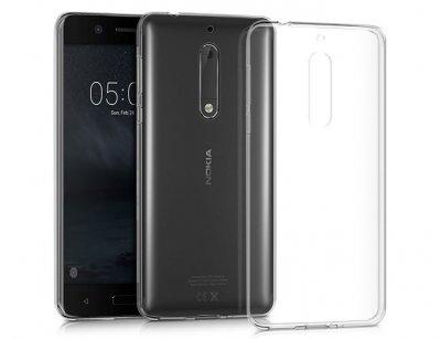 محافظ ژله ای 5 گرمی نوکیا Nokia 5 Jelly Cover 5gr