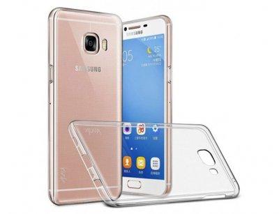 محافظ ژله ای 5 گرمی سامسونگ Samsung Galaxy A7 2016 Jelly Cover 5gr
