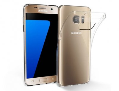 محافظ ژله ای 5 گرمی سامسونگ Samsung Galaxy S7 Jelly Case 5gr