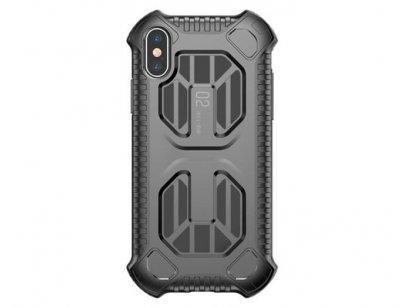 قاب محافظ بیسوس آیفون Baseus Cold Case Apple iPhone XS Max