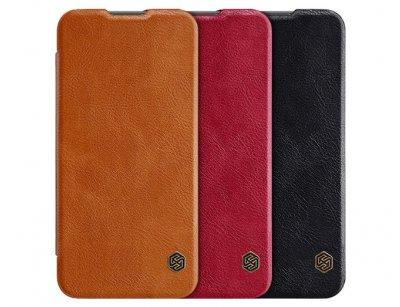 کیف چرمی نیلکین هواوی Nillkin Qin Leather Case Huawei Honor 10 Lite