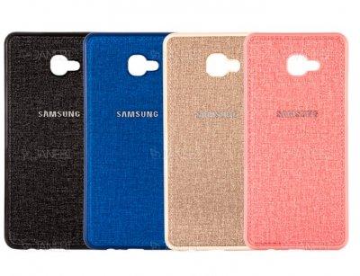 قاب محافظ طرح پارچه ای سامسونگ Protective Cover Samsung Galaxy J5 Prime