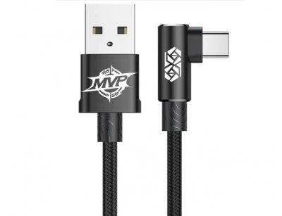 کابل تایپ سی بیسوس Baseus MVP Elbow Type-C Cable 1M