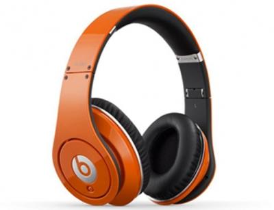 هدفون استودیو بیتس الکترونیکز Beats Dr.Dre Studio Orange