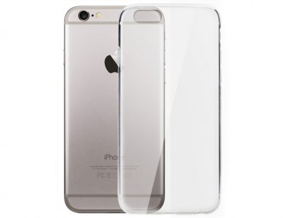 محافظ ژله ای راک آیفون Rock Ultra thin TPU Slim Jacket Case iPhone 6 Plus/6S Plus