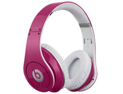 هدفون استودیو بیتس الکترونیکز Beats Dr.Dre Studio Pink
