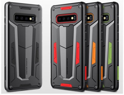 گارد محافظ نیلکین سامسونگ Nillkin Defender II Samsung Galaxy S10 Plus