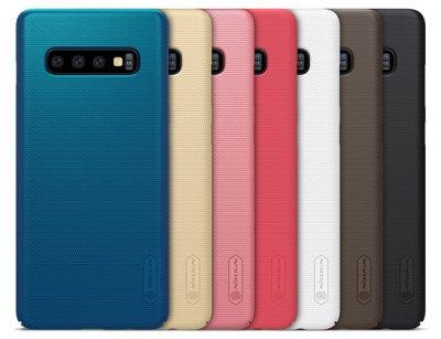 قاب محافظ نیلکین سامسونگ Nillkin Frosted Shield Case Samsung Galaxy S10 Plus